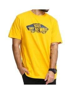 Vans T-shirt da Uomo Otw Gialla