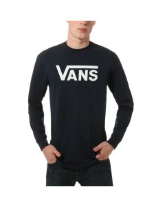 Vans T-shirt maniche lunghe Uomo Classic Blu