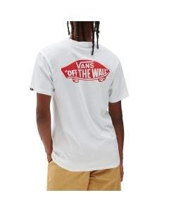 Vans T-shirt da Uomo Classic Otw Bianca