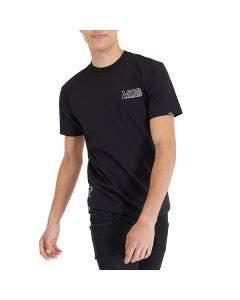 Vans T-shirt da Uomo Otw Framework Nera