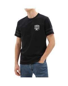 Vans T-Shirt da Uomo Varsity Nera