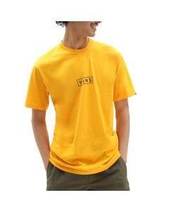 Vans T-Shirt da Uomo Classic Easy Box Gialla