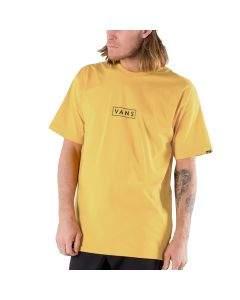 Vans T-shirt da Uomo Easy Box Gialla