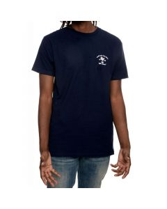 Vans T-Shirt da Uomo Happy Hour Blu
