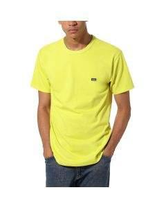 Vans T-Shirt da Uomo Off The Wall Classic Gialla