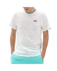 Vans T-Shirt da Uomo Lc Checker Sleeve Bianca